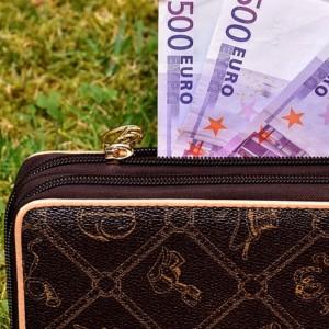 じっくりと金運を育む「ブラウンのお財布」のアース・パワー*風水金運財布 4