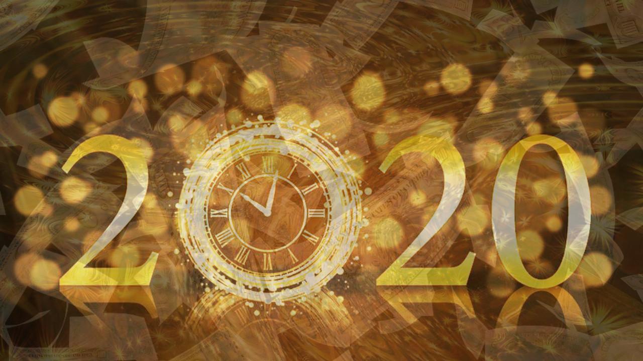 2020 カラー 木星 三碧 ラッキー