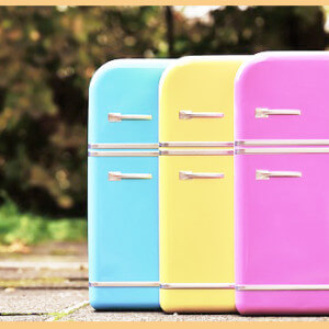 キッチン金運風水8*風水おすすめ冷蔵庫カラー~カラフル冷蔵庫でキッチン・リフレッシュ!