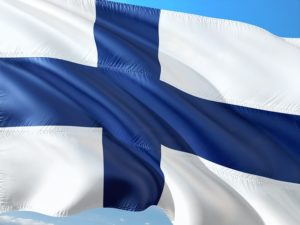 フィンランド国旗